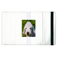 Bedlington Terrier Apple iPad 2 Flip Case
