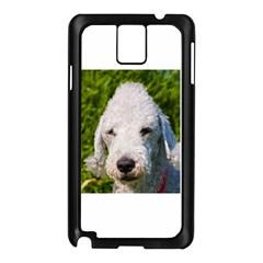 Bedlington Terrier Samsung Galaxy Note 3 N9005 Case (Black)