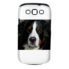 Bernese Mountain Dog Samsung Galaxy S III Classic Hardshell Case (PC+Silicone)