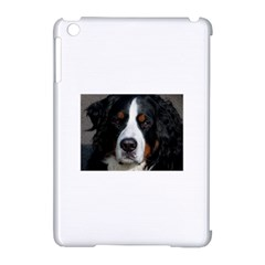 Bernese Mountain Dog Apple iPad Mini Hardshell Case (Compatible with Smart Cover)