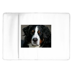 Bernese Mountain Dog Samsung Galaxy Tab 10.1  P7500 Flip Case