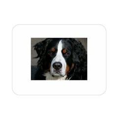 Bernese Mountain Dog Double Sided Flano Blanket (Mini)