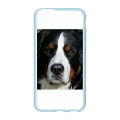 Bernese Mountain Dog Apple Seamless iPhone 6/6S Case (Color)