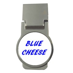 Blue Cheese Money Clips (Round)