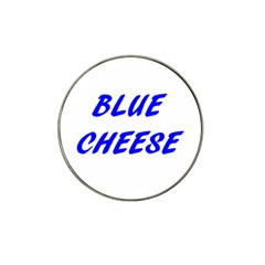 Blue Cheese Hat Clip Ball Marker (4 pack)