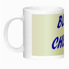 Blue Cheese Night Luminous Mugs
