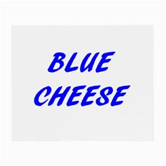 Blue Cheese Small Glasses Cloth