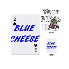 Blue Cheese Playing Cards 54 (Mini)