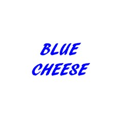 Blue Cheese YOU ARE INVITED 3D Greeting Card (8x4)