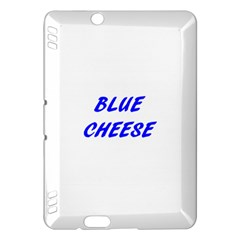 Blue Cheese Kindle Fire HDX Hardshell Case