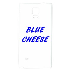 Blue Cheese Galaxy Note 4 Back Case