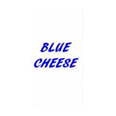 Blue Cheese Samsung Galaxy Alpha Hardshell Back Case