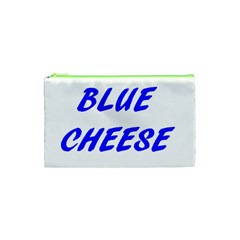 Blue Cheese Cosmetic Bag (XS)