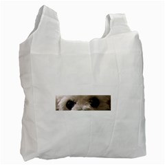 Bolognese Eyes Recycle Bag (One Side)