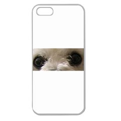 Bolognese Eyes Apple Seamless iPhone 5 Case (Clear)