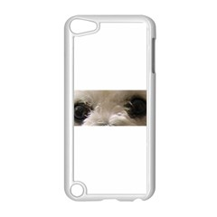 Bolognese Eyes Apple iPod Touch 5 Case (White)