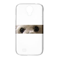 Bolognese Eyes Samsung Galaxy S4 Classic Hardshell Case (PC+Silicone)