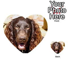 Boykin Spaniel Multi-purpose Cards (Heart)