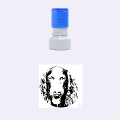 Boykin Spaniel Rubber Round Stamps (Small)