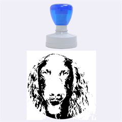 Boykin Spaniel Rubber Round Stamps (Large)