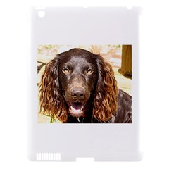 Boykin Spaniel Apple iPad 3/4 Hardshell Case (Compatible with Smart Cover)