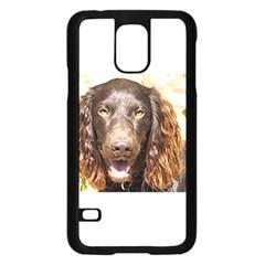 Boykin Spaniel Samsung Galaxy S5 Case (Black)