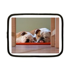 2 Sleeping Bulldogs Netbook Case (Small)