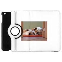 2 Sleeping Bulldogs Apple iPad Mini Flip 360 Case
