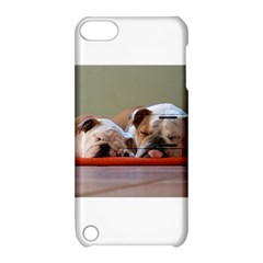 2 Sleeping Bulldogs Apple iPod Touch 5 Hardshell Case with Stand