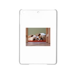2 Sleeping Bulldogs iPad Mini 2 Hardshell Cases