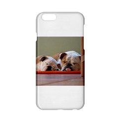 2 Sleeping Bulldogs Apple iPhone 6/6S Hardshell Case