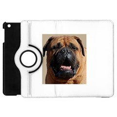 Bullmastiff Apple iPad Mini Flip 360 Case