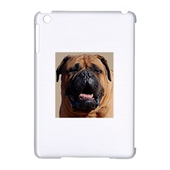 Bullmastiff Apple iPad Mini Hardshell Case (Compatible with Smart Cover)