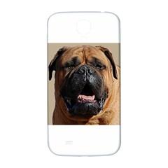 Bullmastiff Samsung Galaxy S4 I9500/I9505  Hardshell Back Case
