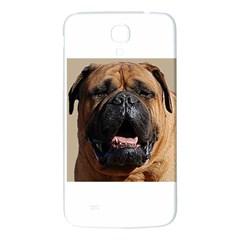 Bullmastiff Samsung Galaxy Mega I9200 Hardshell Back Case