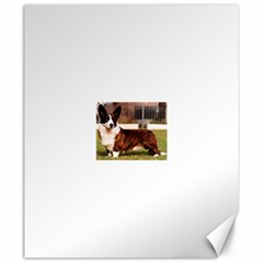 Cardigan Welsh Corgi Full Canvas 20  x 24