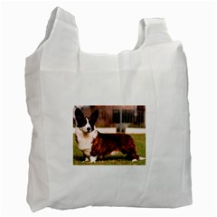 Cardigan Welsh Corgi Full Recycle Bag (One Side)