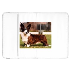 Cardigan Welsh Corgi Full Samsung Galaxy Tab 8.9  P7300 Flip Case
