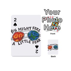 Little fear Playing Cards 54 (Mini)