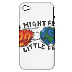 Little fear Apple iPhone 4/4S Hardshell Case (PC+Silicone)