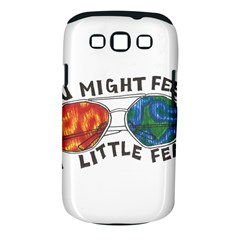 Little fear Samsung Galaxy S III Classic Hardshell Case (PC+Silicone)