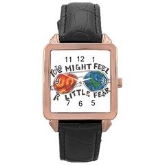 Little fear Rose Gold Watches