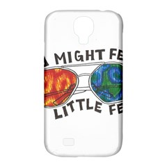 Little fear Samsung Galaxy S4 Classic Hardshell Case (PC+Silicone)