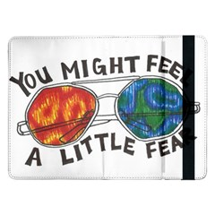 Little fear Samsung Galaxy Tab Pro 12.2  Flip Case