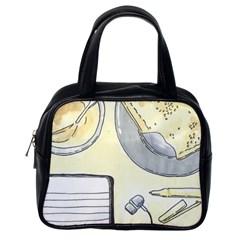 Tearespite Classic Handbags (One Side)