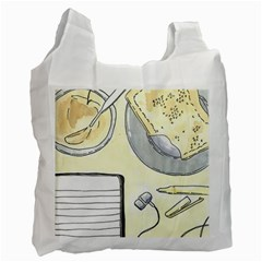 Tearespite Recycle Bag (Two Side)
