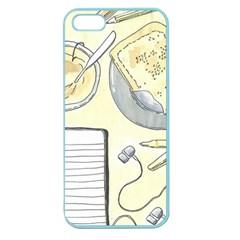 Tearespite Apple Seamless iPhone 5 Case (Color)