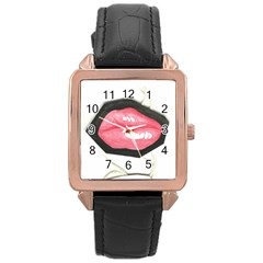 Troislips0002 Rose Gold Watches