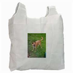 Carolina Dog Full 2 Recycle Bag (One Side)