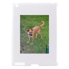 Carolina Dog Full 2 Apple iPad 3/4 Hardshell Case (Compatible with Smart Cover)